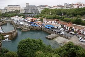 port des pecheurs biarritz le port de biarritz a la rencontre du monde