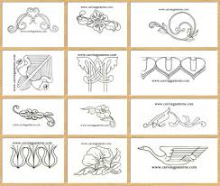 download wood carving designs for beginners
