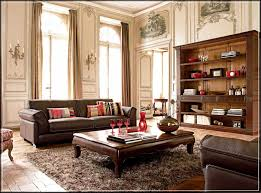 Living Spaces Vintage Room Ideas Rustic Semi Modern