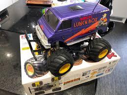 100 Monster Truck Lunch Box Tamiya Box