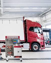 100 Commercial Truck Alignment ITrack II Wheel Alignment System Levanta