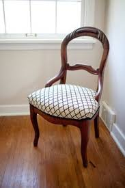 Loiret Balloon Back Chair Pretty Parlor Antique Dining Chairs Room