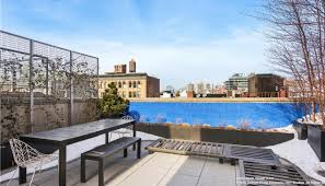 100 Tribeca Roof 5M Penthouse Loft In Flaunts Steel Copper And