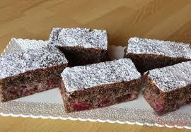 mohn nuss kuchen mit keinem gramm mehl