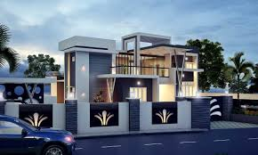 100 Contemporary Architecture Homes Babu 4650 Sqft Monnaie Architects And Interiors
