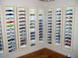 For Jamies Model Cars In The Study CarDisplay CabinetsWall