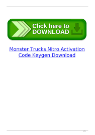 Monster Trucks Nitro Activation Code Keygen Download By ... 19x1200 Monster Trucks Nitro Game Wallpaper Redcat Racing Rc Earthquake 35 18 Scale Nitro Monster Truck Gameplay With A Truck Kyosho 33152 Mad Crusher Gp 4wd Rtr Red W Earthquake Losi Raminator Item Traxxas Etc 1900994723 Hsp 110 Tech Forums Calgary Maple Leaf Jam Ian Harding Photography Download Mac 133 2 Apk Commvegalo Trucks Gameplay Youtube
