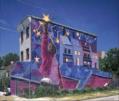 13 best the mural mile images on pinterest mural art