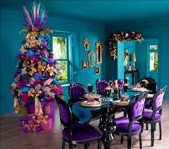 Purple Christmas Decorating Ideas Tree