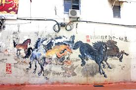 Famous Street Mural Artists by Street Art In Malacca Melaka The Culture Map