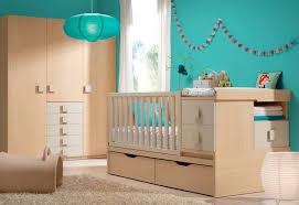 chambres de bébé peinture chambre bebe mixte kirafes