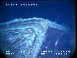 Uss America Sinking Location by Discovery Of Uss Maine