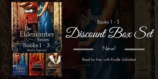 The Eldentimber Series Books 1 3 Discount Kindle Box Set Shari