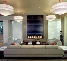 how can lighting make a living room more inviting lighting