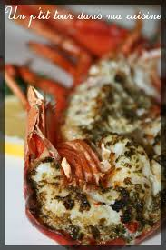 cuisiner homard congelé p homard au four au beurre persillé et citronné un p tour