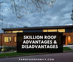 104 Skillian Roof Skillion Advantages And Disadvantages Cloud Information And Distribution