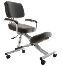 Ergonomic Office Kneeling Chair For Computer Comfort by Sierracomfort Ergonomic Low Back Kneeling Chair U0026 Reviews Wayfair