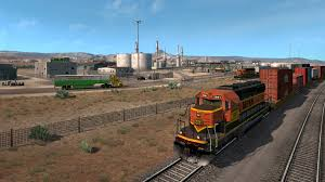 100 Truck Stops In New Mexico American Simulator DLC Release Date Set PC Gamer