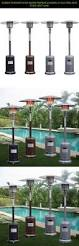 Living Accents Patio Heater by Best 25 Outdoor Heat Lamp Ideas On Pinterest Plastic Paddling