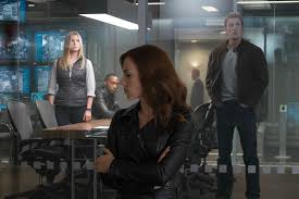 Captain America Civil War Women The Heart & Soul of the Movie