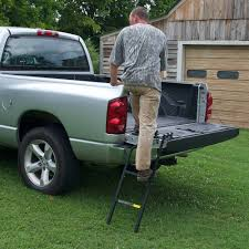 Tailgate Ladder - Walmart.com Best Steps Save Your Knees Climbing In Truck Bed Welcome To Replacing A Tailgate On Ford F150 16 042014 65ft Bed Dualliner Liner Without Factory 3 Reasons The Equals Family Fashion And Fun Local Mom Livingstep Truck Step Youtube Gm Patents Large Folddown Is It Too Complex Or Ez Step Tailgate 12 Ton Cargo Unloader Inside Latest And Most Heated Battle In Pickup Trucks Multipro By Gmc Quirk Cars Bedstep Amp Research