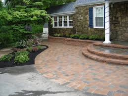 Menards Patio Block Edging by Best Landscaping Pavers Ideas Design Ideas U0026 Decors