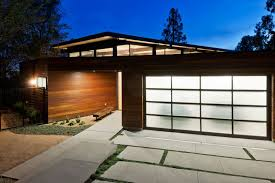 plexiglass garage doors clopay modern steel price los angeles