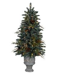 Frontgate Christmas Trees Uk by Mountain Meadow Artificial Christmas Tree Balsam Hill