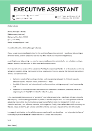 Executive Assistant Cover Letter Example & Tips | Resume Genius 15 Best Online Resume Buildersreviews Features Executive Assistant Cover Letter Example Tips Genius How Make Good For Cover Letter How Make Ms Word Templatecover Template Customer Service Presentative Letters Bismi 12 Templates For Doc Free Download To Recruiter Contact Based On Referral Personal Sample Mac Pages Examples Administrative Livecareer