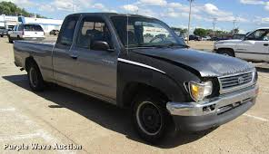 1995 Toyota Tacoma XtraCab Pickup Truck | Item DD8830 | SOLD... Toyota Tacoma Wikipedia 1995 2 Dr V6 4wd Extended Cab Sb Cars And Trucks I Mt Dyna Truck Kcbu212 For Sale Carpaydiem Pickup Vin Jt4rn01p0s7071116 Autodettivecom New Vs Old Which 4x4s Are Better Offroad Outside Online Review Rnr Automotive Blog 4x4 4wd 4 Cylinder 5 Speed Pre Hilux Xtr Minor Dentscratches Damage Bushwacker Fits 9504 31502 Street Fender Flares Extafender 891995 Front Shrockworks 19952004 Rear Bumper My Titan Attachments
