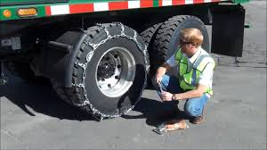 How To Install Tire Chains Correctly, Tips, Tricks, And Safety ...