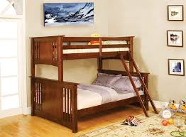 American Freight Bunk Beds by Amazon Com Furniture Of America Concord Bunk Bed Twin Full
