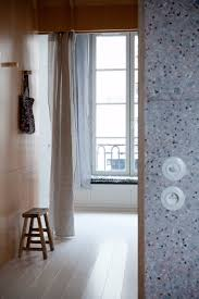 Linden Street Blackout Curtains by Chez Marie Sixtine The Chicest New Guest Pad In Paris