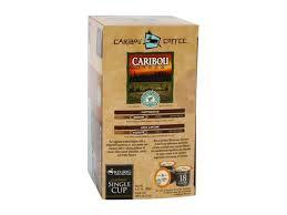 Keurig KEURIG 00992 Caribou Blend Coffee K Cup By Box Of