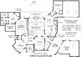 Mansion Floor Mediterranean House Plans Collection Corsica