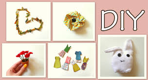 5 Craft Ideas For Kids Girls Edition DIY Easy And Safe