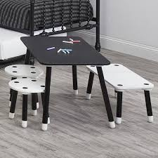Kidkraft Star Childrens Table Chair Set by Kids U0027 Table And Chairs