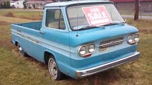 Chevorlet Corvair Truck For Sale By Scott Clayton - YouTube 1964 Chevrolet Corvair For Sale 1932355 Hemmings Motor News From Field To Road 1961 Rampside 1962 Sale Classiccarscom Cc993134 Cold Comfort Factory Air Cditioning The Misunderstood Revolutionary Chevy Corvantics Early 60s Pickup At Vintage Auto Races Atx Car Chevroletcorvair95rampside Gallery Corvair Rampside Cc8189