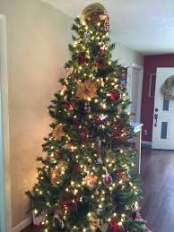 Some May Not Quite Understand Why We Would Decorate Our Tree This Way But Here In The South There Are Few Things That Rank Higher Than College Football