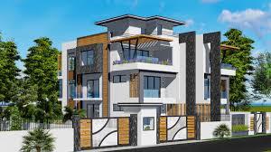 100 Modern Design Of House 3D