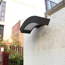 modern exterior sconce l for house glamorous 2pcsx outdoor