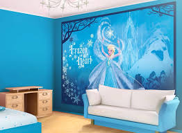 bedroom create the magically frozen bedroom ideas for little