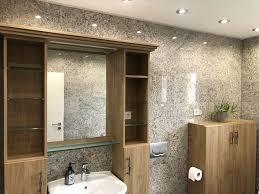 badmöbel badezimmer set spiegel und waschbecken o amatur