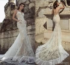 Vintage Style Lace Wedding Dress 2017 115