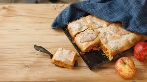 gedeckter apfel kürbis kuchen rezept fini s feinstes