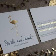 Real Wedding Invitations Sarah Rabb