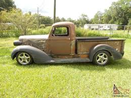 1938 Dodge Pickup Street Rod, Rat Rod Shop Truck.