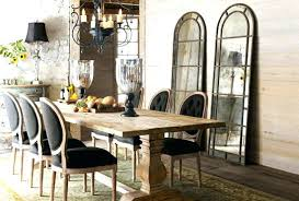 Rustic Dining Room Elegant Furniture Earthy Chic Tables On Farmhouse Table