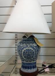 Chinoiserie Chic Chinoiserie Lamps at HomeGoods