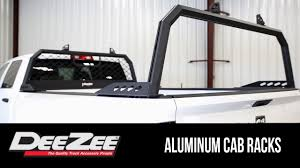 In The Garage™ With Total Truck Centers™: Dee Zee Aluminum Cab Racks ... Ladder Rack And Window Protector Alinum Hilux Vigo Mk6 Autostyling 1950 Used Dodge Series 20 Pickup Truck For Sale At Webe Autos Chevy Silverado Ford F150 Gmc Sierra Toyota Tundra The New Lod Signature Modular Headache Can Be Configured Hailshield Truck Cab Rear Cage Guard Rain Added Page 2 Tacoma World 12016 F2f350 Heavy Duty Base Winch Gameguard Full Wrap Outdoors Racks Aaracks Wwwaarackscom